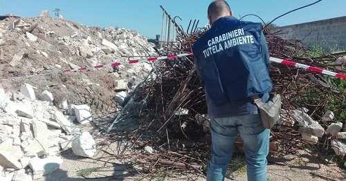 Puglia: #Blitz del #Noe a Galatone: discarica abusiva sui tubi dell'acqua potabile (link: http://ift.tt/2ntvIWS )