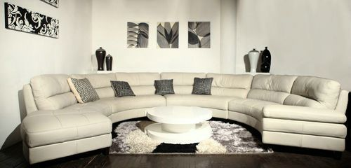 Large Sectional Curved Sofas Sectional Sofas Pinterest