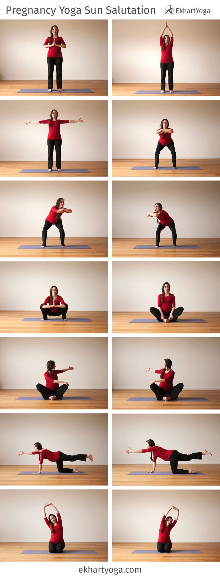 Try this short sequence as a warm-up or as mini-practice if you don't have so much time or energy.