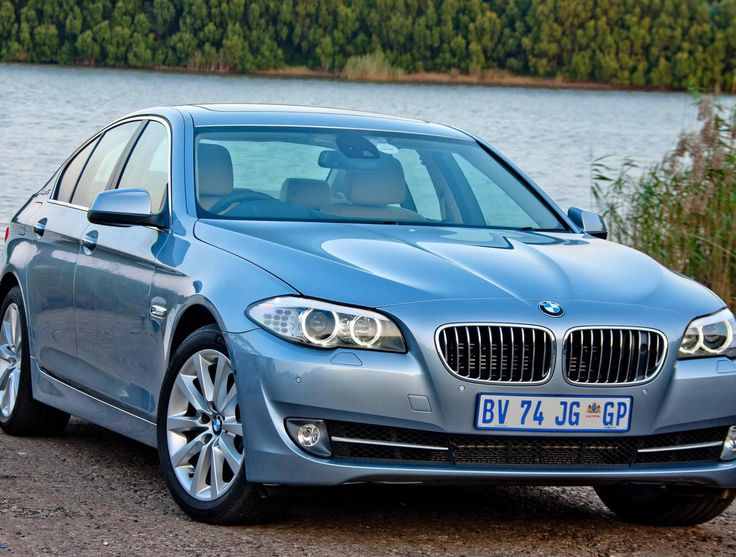 ActiveHybrid 5 (F10) BMW approved - http://autotras.com