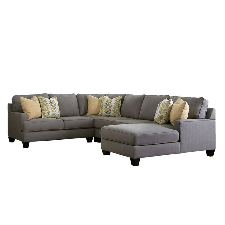 Chamberly 4-piece Sectional