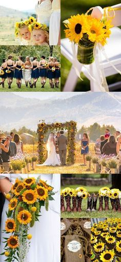 The 25 best sunflower wedding crowns ideas on pinterest 100 bold country sunflower wedding ideas junglespirit Images