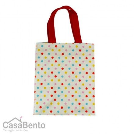Kitsch Bento Bag - White: Purchase of thermal bags and insulated bags at the bento shop. Large collection and nice prices.