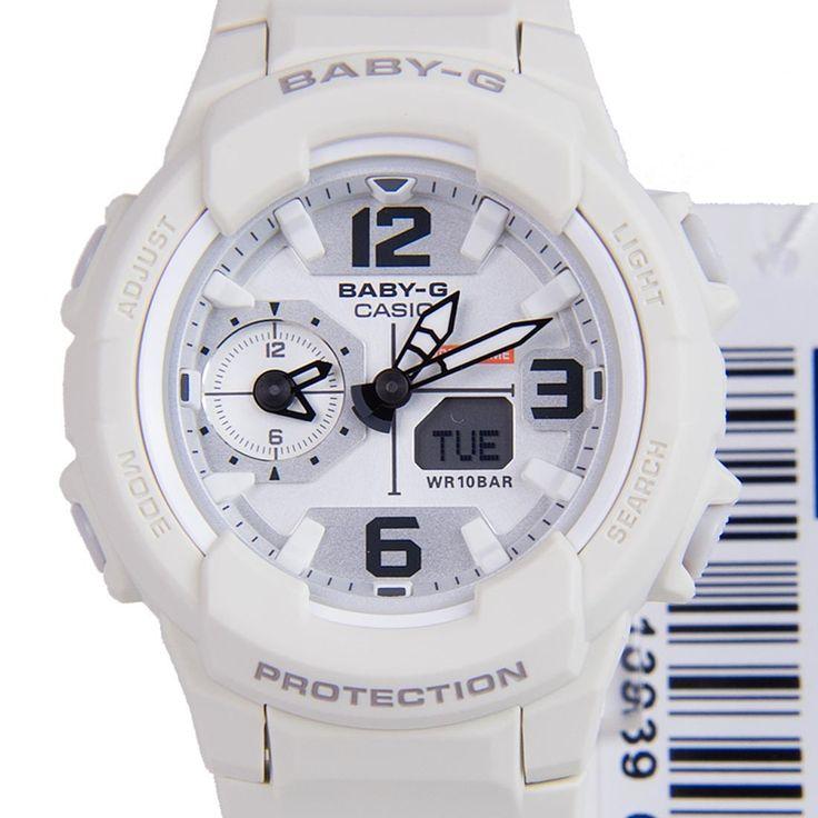 Chronograph-Divers.com - Casio Baby-G Sports Ladies Neobrite White Dual Dial Watch BGA-230-7B2DR BGA-230-7B2 BGA-230-7B2D, $100.00 (http://www.chronograph-divers.com/casio-baby-g-sports-ladies-neobrite-white-dual-dial-watch-bga-230-7b2dr-bga-230-7b2-bga-230-7b2d/)