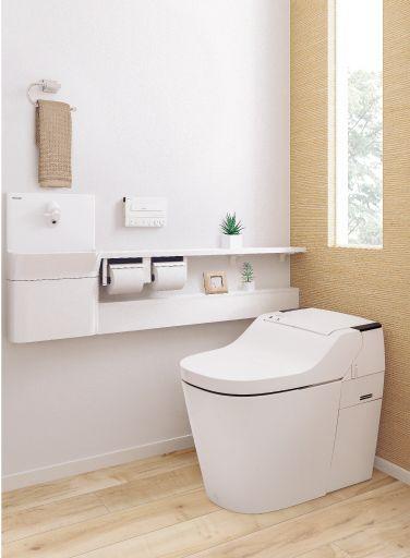 トイレの雰囲気は床で変わる!オススメの床柄7選