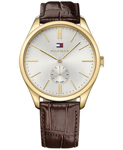 Men's/Women's Tommy Hilfiger Watches (various style) From $24  Free In-Store Pickup #LavaHot http://www.lavahotdeals.com/us/cheap/tommy-hilfiger-watches-23-99-macys/102338