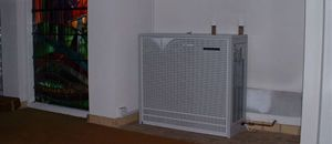 Vulcana Gas | Powered flue fan-assisted heaters | Balanced flue convector heaters | Overhead heaters | Spare parts for heaters