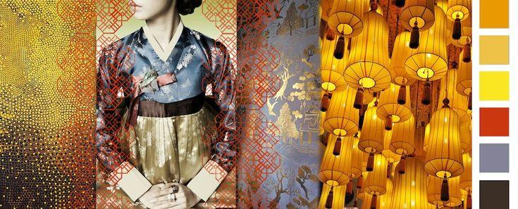 Stylink colour trends 2016 - Irene van Vliet #colour #trends