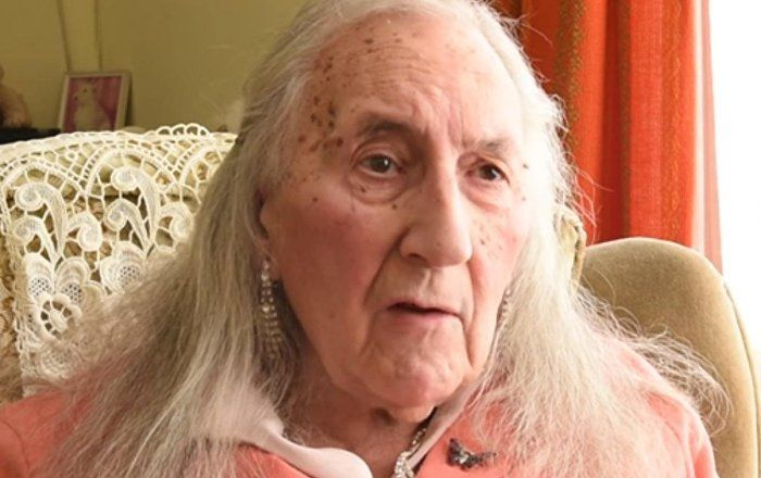 Sputnik Türkiye ///  2.Dünya Savaşı gazisi 90 yaşında kadın oldu