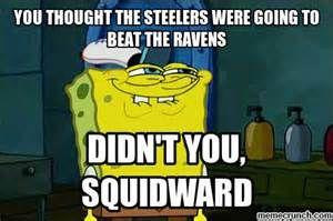 Ravens Beat Steelers Meme