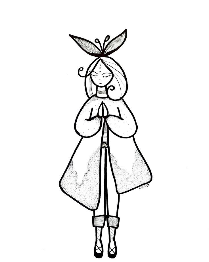 Learn Something New by Lini Katahati 2017. Gelak Tawa. Doodle Art