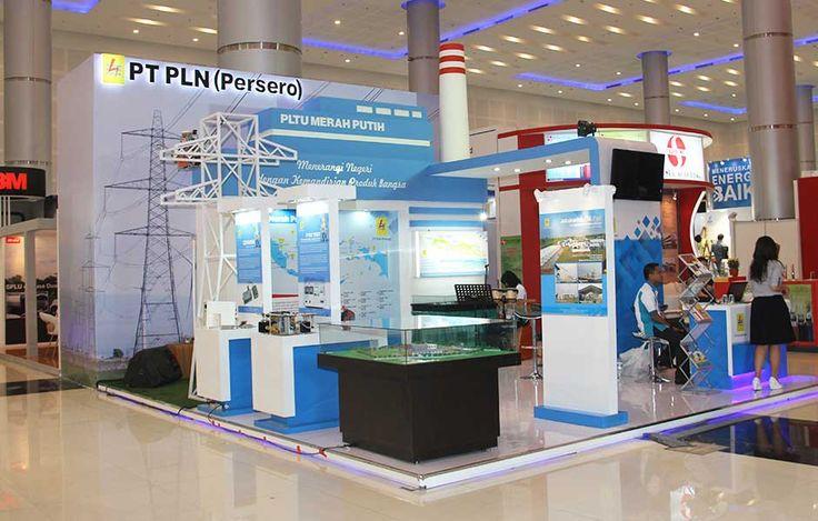Pameran Kelistrikan Indonesia 2013 - Desain & Produksi Booth Stand Pameran | mandiricitra.comDesain & Produksi Booth Stand Pameran | mandiricitra.com
