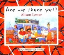 Great Book leading into a Geography or history unit on Australia.  Alison Lester tells such wonderful stories.