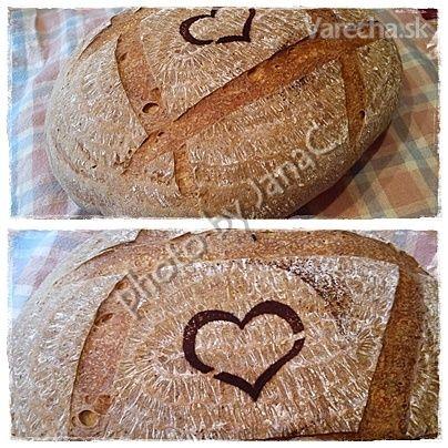 Kváskový chlieb Zora