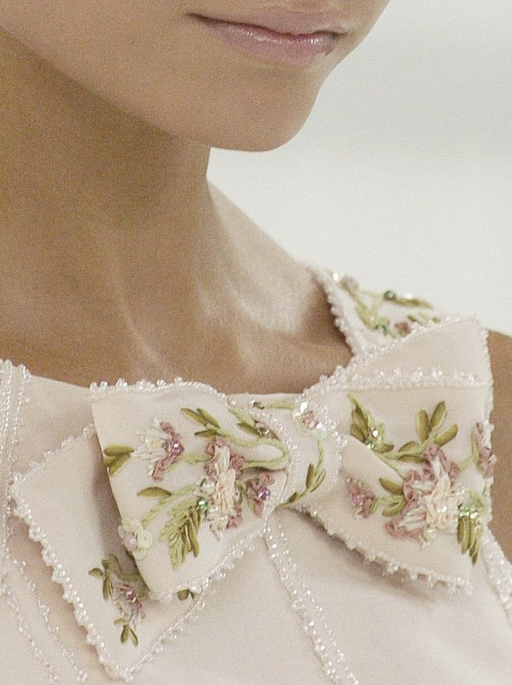 chanel haute couture spring/summer 2005//
