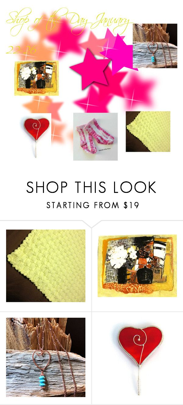 """""""Shop of the Day January 22-26"""" by amy-l-delong ❤ liked on Polyvore"""