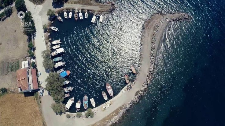 Skamioudi | Lesvos Insider: An isolated and peaceful cove, ideal for ouzo occasions...