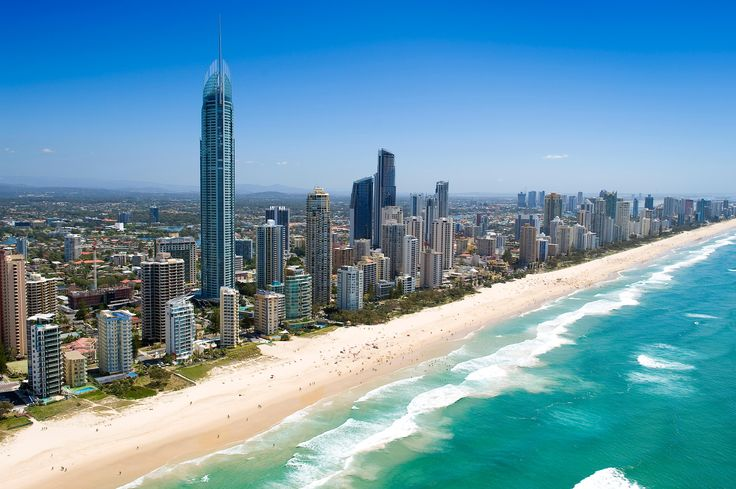 Just a short walk from the Q1 Tower and Cavill Ave in Surfers Paradise, be sure to check out the only Del Sol store on the Gold Coast, Australia