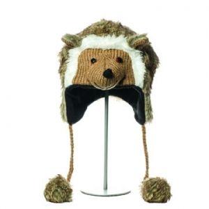 Herman The Hedge Hog - zvířecí čepice ježek (mladí/dospělí)