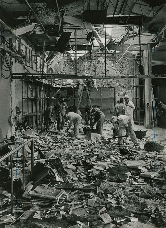 1979 - Triple atentado en Barajas, Atocha y Chamartín.
