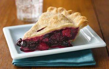 wildberry pie- had this in a little western diner in Wyoming and it was the best!!