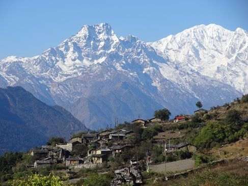 Tsum Valley Trek - Great Himalaya Trail: Trekking, hiking and walking in Nepal