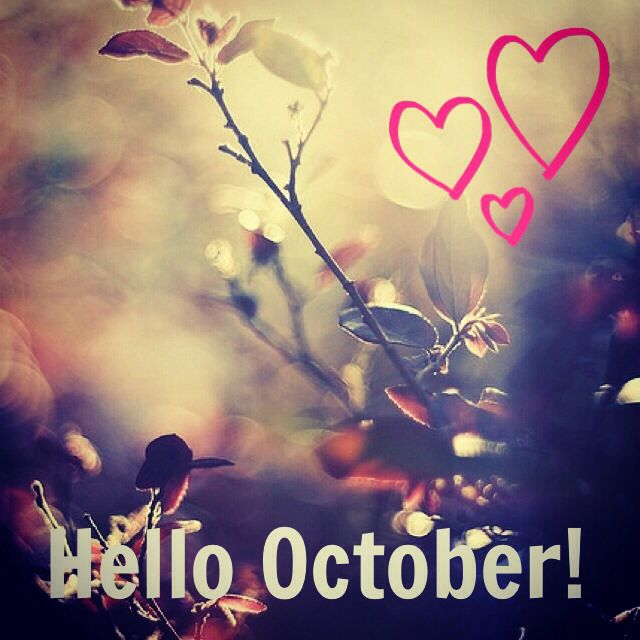 213 Best Hello October Images On Pinterest