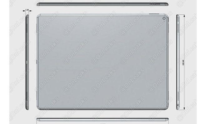 Apple's 12.9