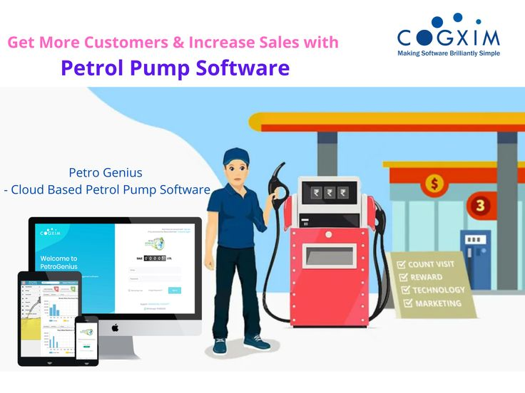 Get More Customers Increase Sales With Petrol Pump Software Best Accounting Software Increase Sales Petrol