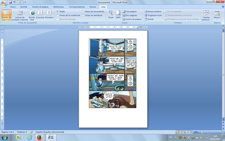 Comicmaster is an interesting tool to create a graphic story.I tried to use it,but I couldn' add text to the speech bubbles although I followed the instructions.