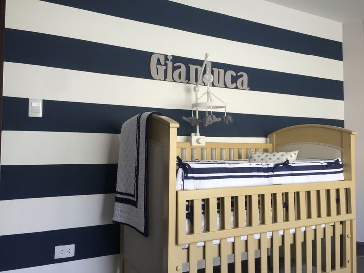 Baby boy nursery - Gianluca Dedet