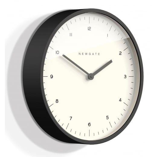 Newgate Clocks Mr Turner Wall Clock Black