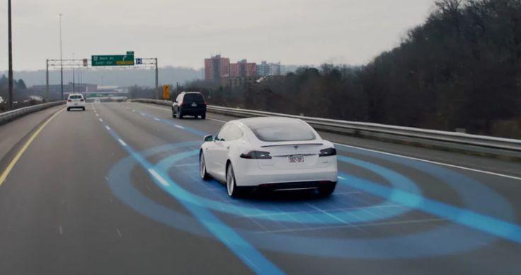 Tesla Autopilot 8.0 uses radar to prevent accidents like the fatal Model S crash