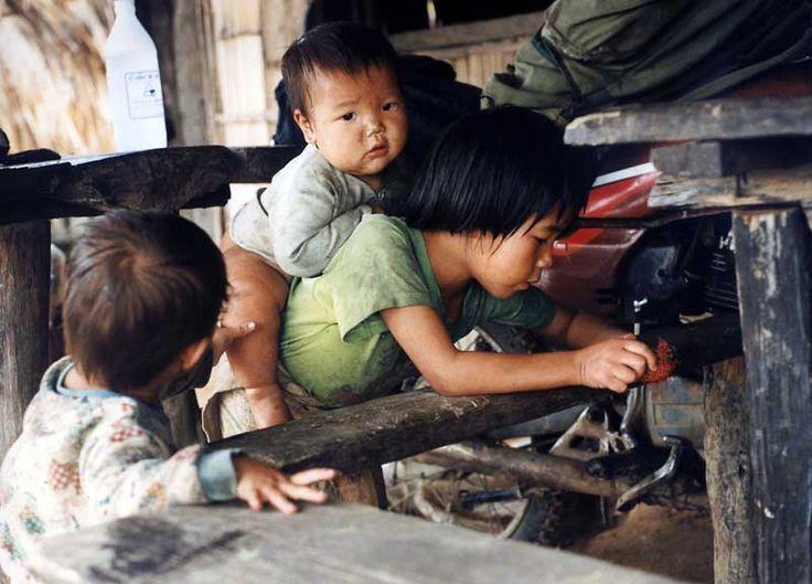 enfant | Un enfant travailleur