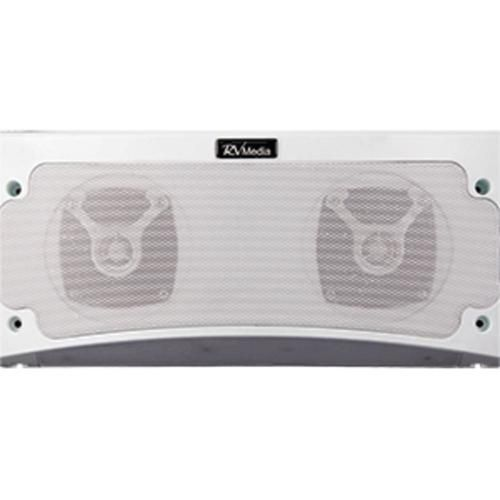 King Outdoor Bluetooth Speaker & Awning Light - White