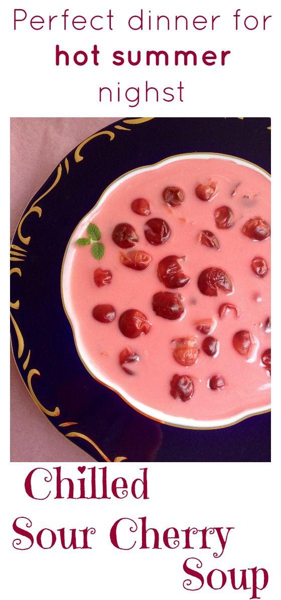 1000+ ideas about Fruit Soup on Pinterest   Strawberry ...