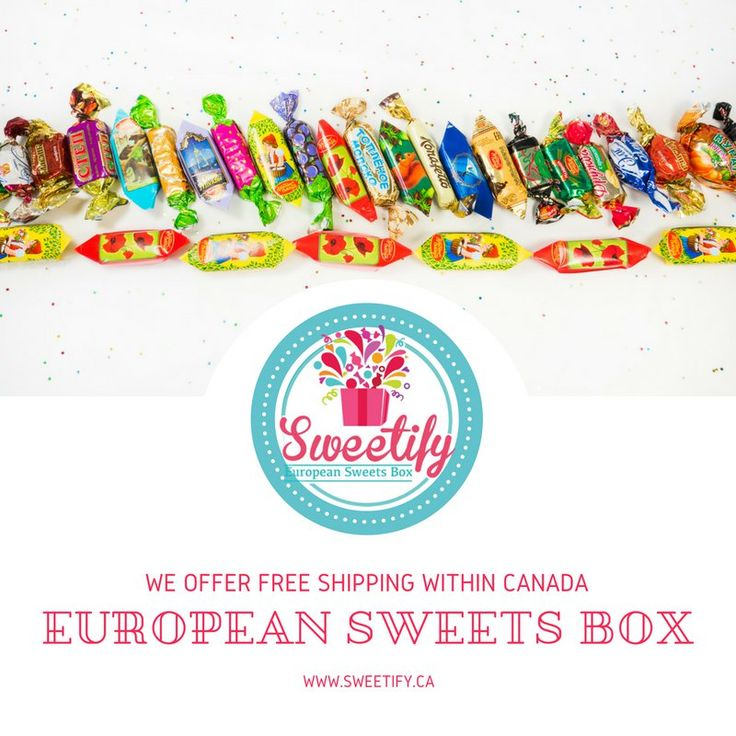 15 Days left to order August box! It is gonna be delicious! You don't wanna miss it!  🌍 www.sweetify.ca ✉️ info@sweetify.ca  We have FREE SHIPPING withing CANADA!  #sweetify #sweetifyaugustgiveaway #europeancandy #chocolate #monthlybox #vancouver #giveaway #boxgiveaway #subscription #tasty #sweet #candy #canada #vancouverbc #vancity #competition #free #confectionery #chocolateaddict #chocolatelove #treats #delicious #winbox #freechocolate #gift #dailyhive #europeanchocolate #kids #children