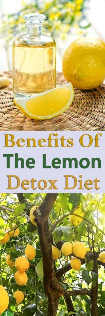 9 WAYS TO USE LEMONS FOR A DETOX