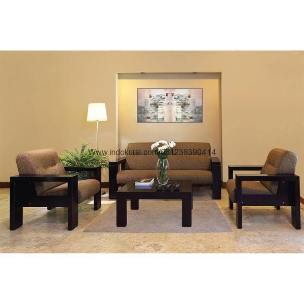 Furniture Jual Kursi Tamu Minimalis Risban merupakan Produk Set Ruang Tamu Minimalis dengan bentuk Model Kursi Minimalis yang di lengkapi dengan Jok Busa Full