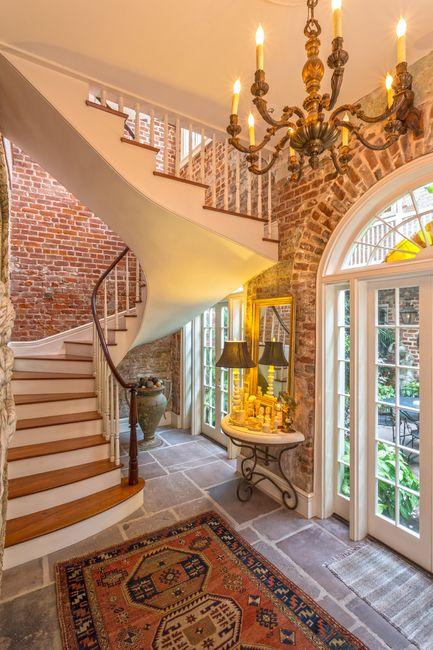 25 best ideas about interior brick walls on pinterest for Interior designs new orleans