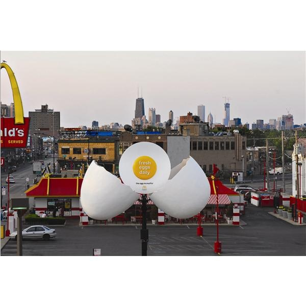#McDonalds #OBIE #OOH