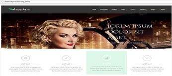 Asteria Lite is a clean responsive theme with a beautiful slider, Narrow and Wide Layout Option, 10 Social Icons and 3 page templates - Full width page, Left sidebar page and a Blog page Template. The theme also allows you to design your site logo with 600+ fonts
