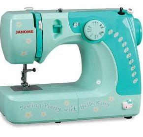 Janome 11706 Hello Kitty