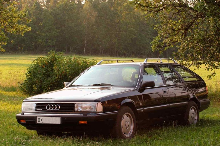Audi 200 Avant (The Living Daylights)