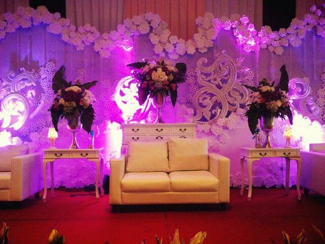 Decor Wedding Difa ♥ Felita ◆ Putri Duyung Ancol ◆  by one love decoration studio