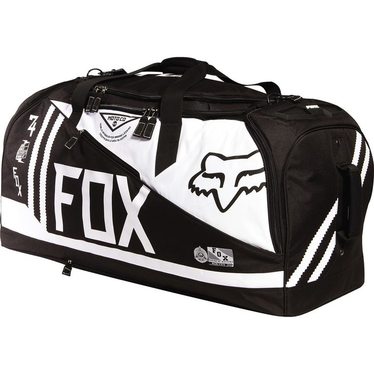 Fox Racing Podium Machina Gear Bag - Chaparral Motorsports