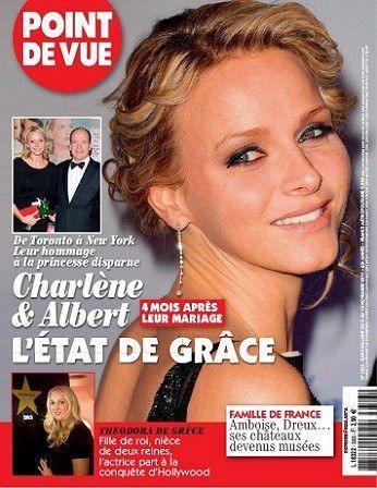 Charlene de monaco (couvertures de magazine) - Photo 121 : Album photo - m.teemix.aufeminin.com : Album photo - m.teemix.aufeminin.com -