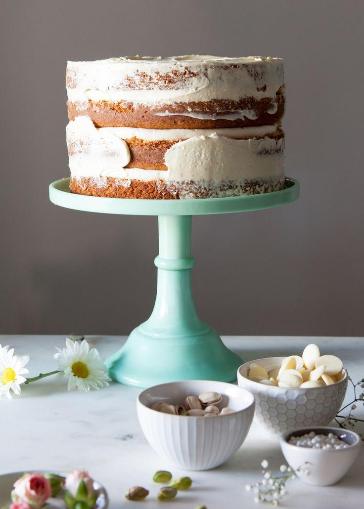 Nude Cake Decorating