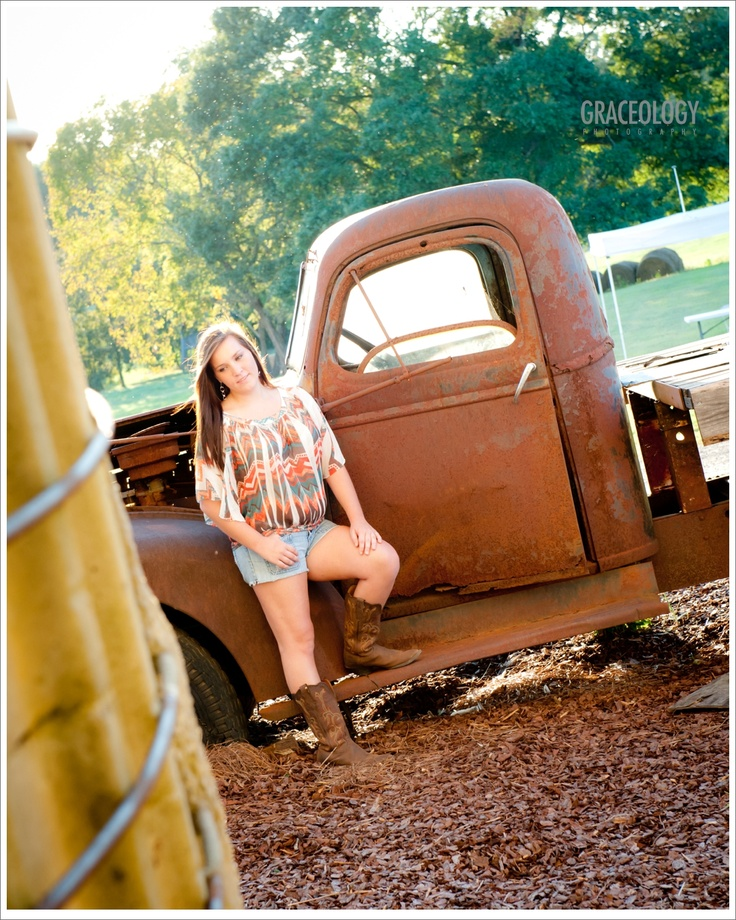 Senior Picture Ideas In The Country: 176 Best Images About Photos Old Truck On Pinterest