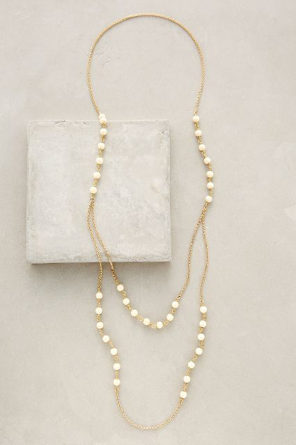 Waterfall Necklace | Anthropologie